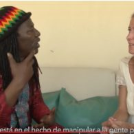 ALPHA BLONDY EXCLUSIVELY TALKS TO ILONA KEPIC